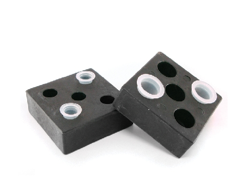 Double Side Block Ink Cup Holder