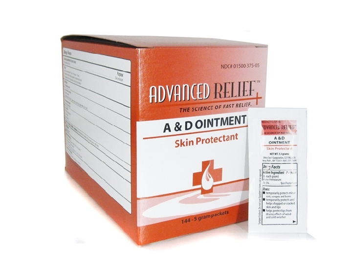 A d ointment 72 foil packets 5 grams packets a d for A d ointment on tattoos