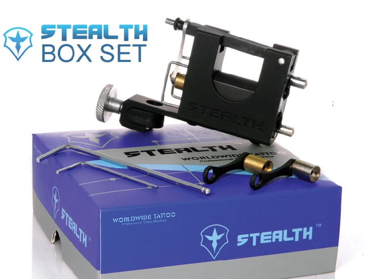 stealthlite rotary tattoo machine set stealth rotary sets stealth rotary tattoo machines. Black Bedroom Furniture Sets. Home Design Ideas