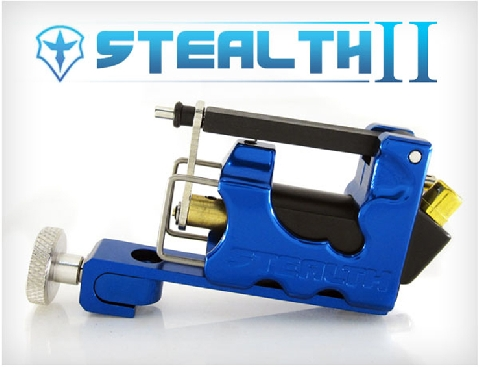 Stealth 2.0 (Blue)