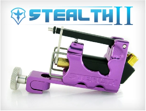 Stealth 2.0 (Purple)