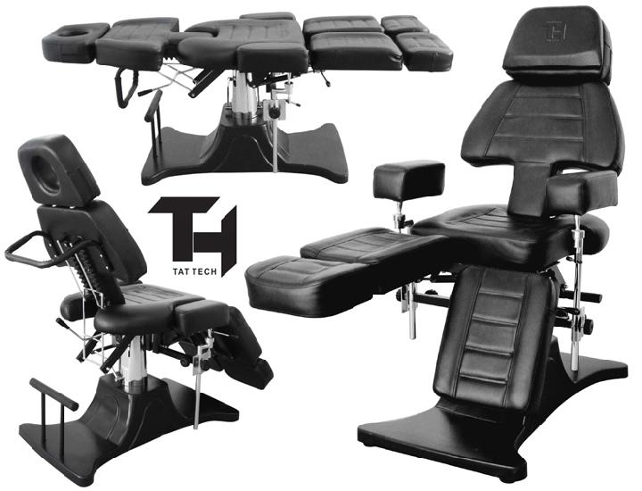 Hydraulic Power Chair : Tat tech hydraulic chair shop