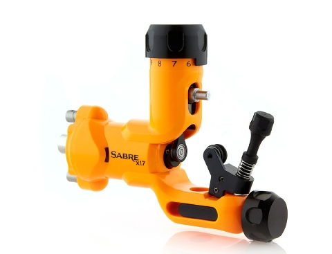 Sabre Rotary Machine (Lava Orange)