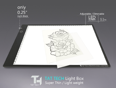TatTech Light Box