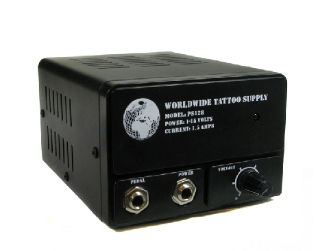 PS128 Adjustable Power Supply