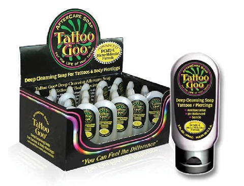Tattoo & Piercing Soap