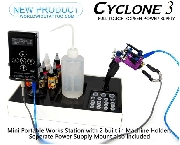 Cyclone 3.0 Smart Touch Power Supply + Work Station