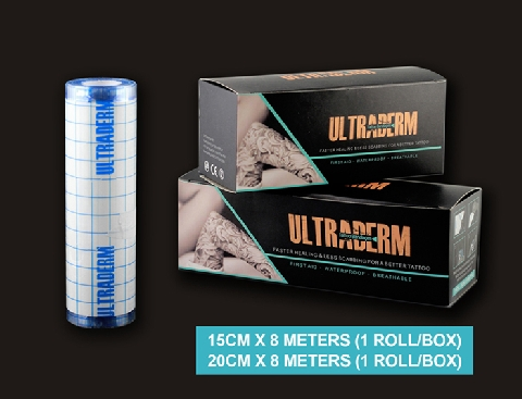 UltraDerm Film Bandage