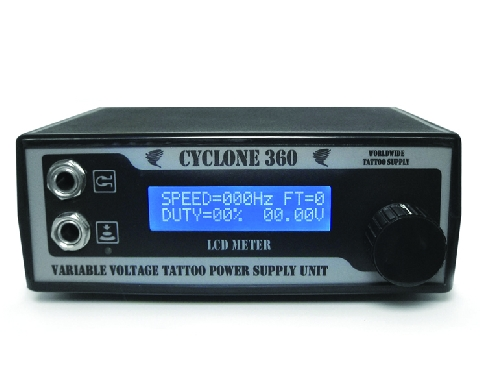 Cyclone Power Supply